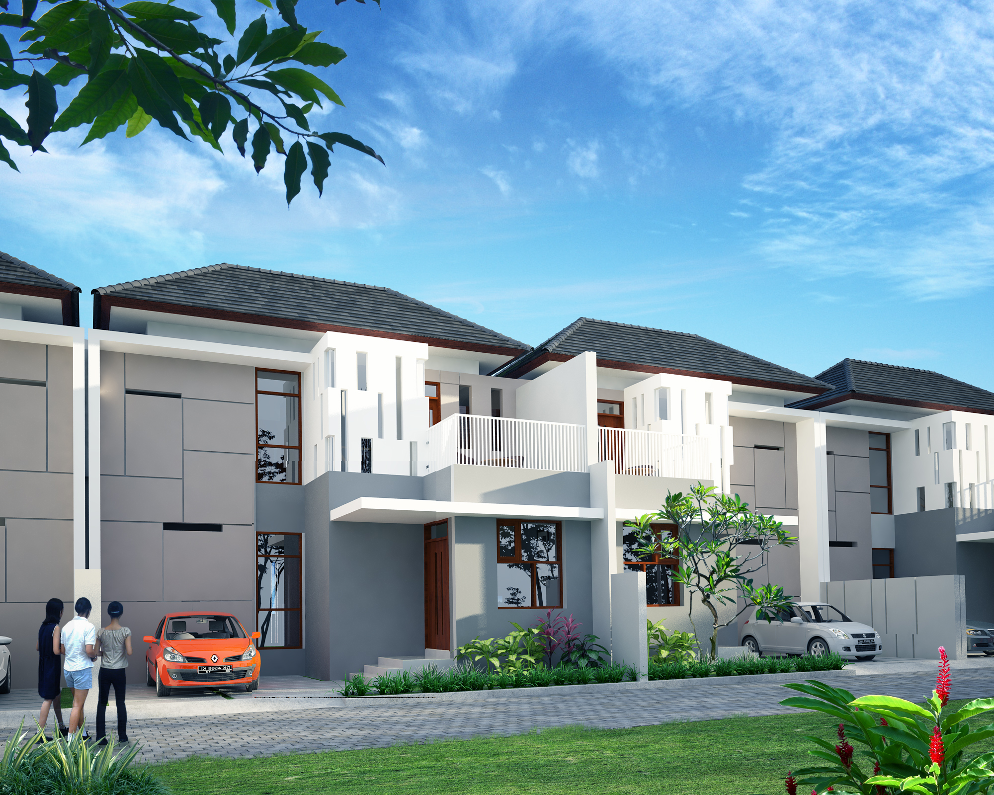 3 Bed Town House in Gading Permai (Puri Gading-The Bukit)