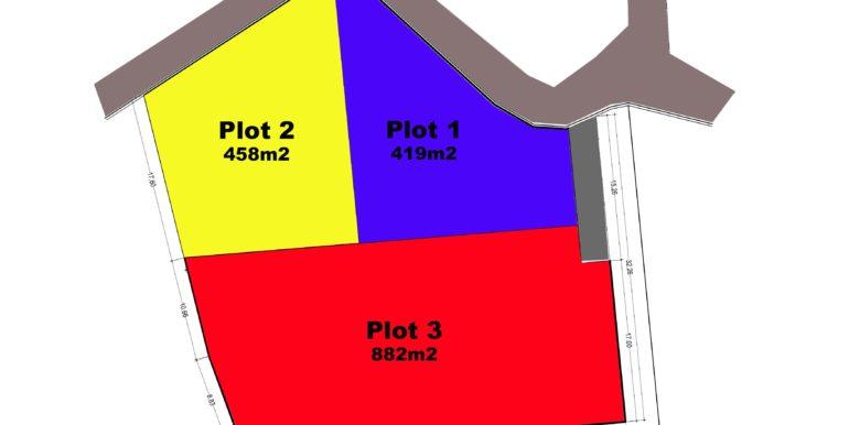 Philippe Land Canggu 3 Plot Colour